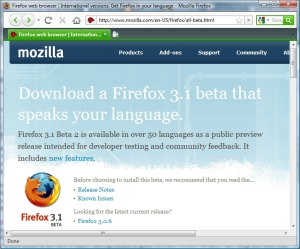 With other browsers offering more features and faster browsing, has Firefox lost is spark?