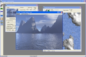 Even a layman like me can create some nice looking landscapes.